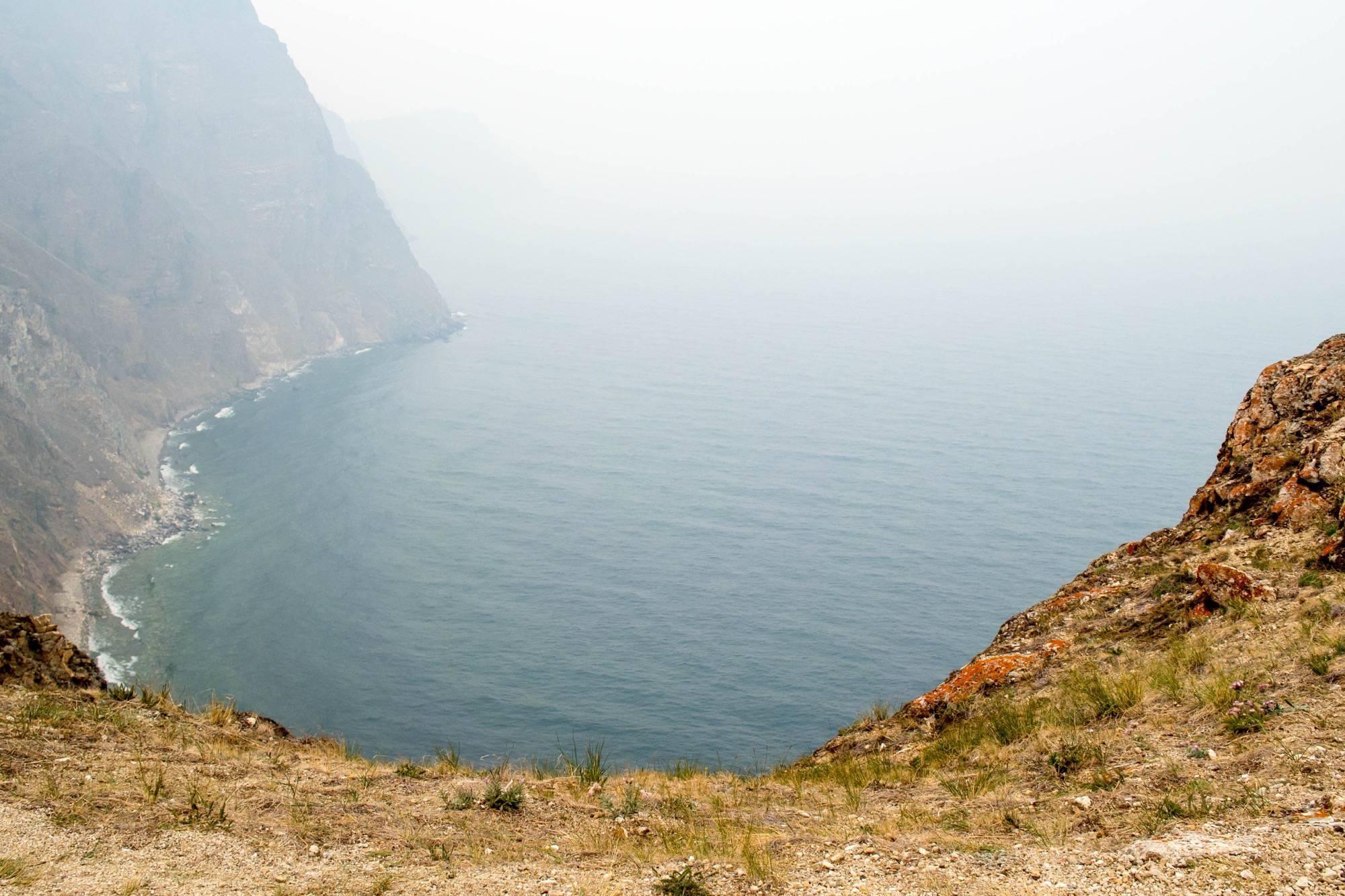 Lake Baikal, Olkhon Island