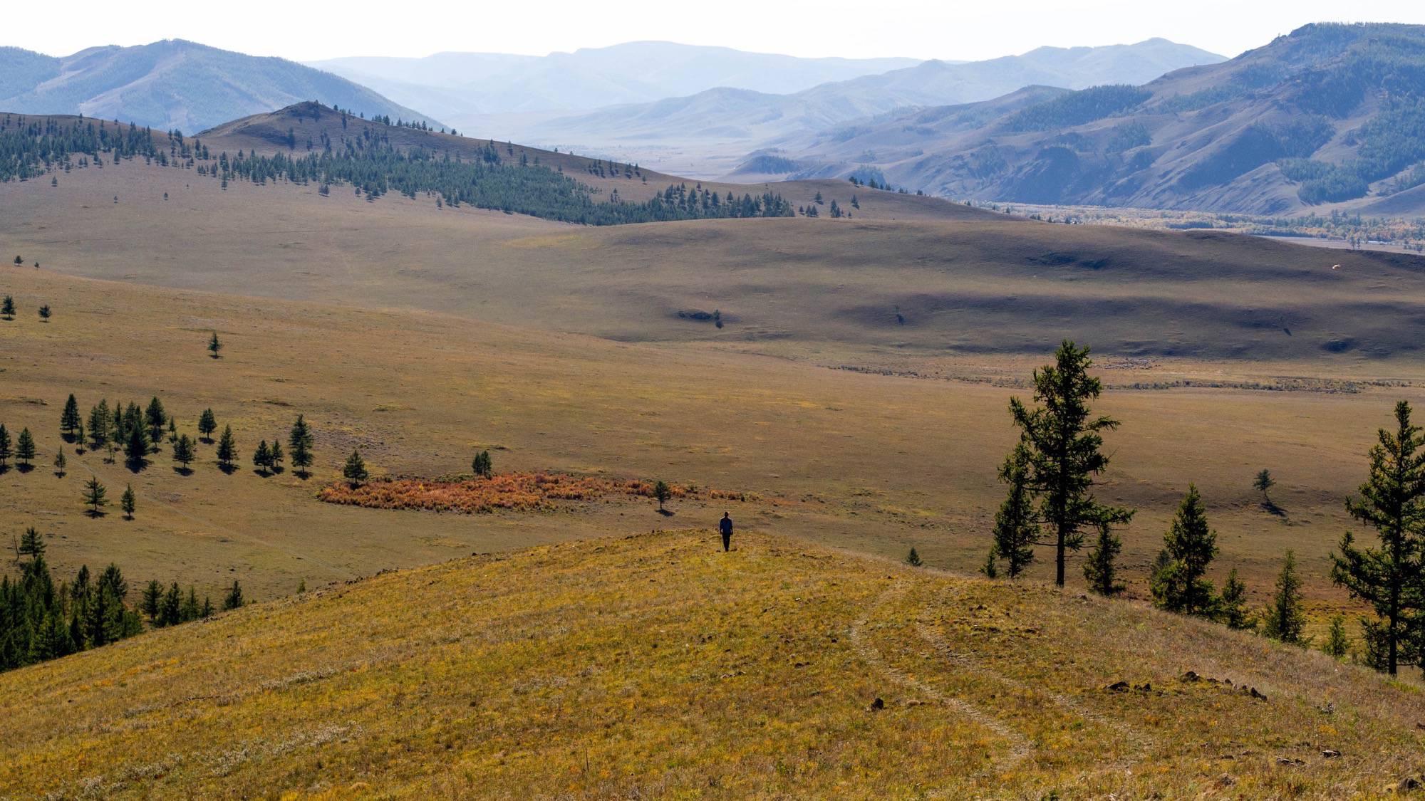 Jalman Meadows, Khan Khentii Mongolia